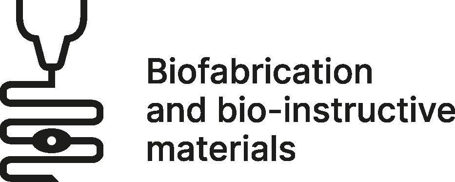 Biofabrication and bio-instructive materials